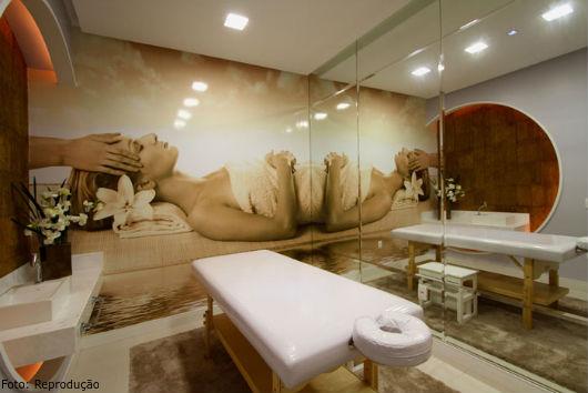 Como montar uma sala de massagem aconchegante e tranquila - Decoracion reiki ...