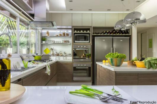 Qual o tipo de material usado na fabricação das cozinhas planejadas? - Cursos CPT