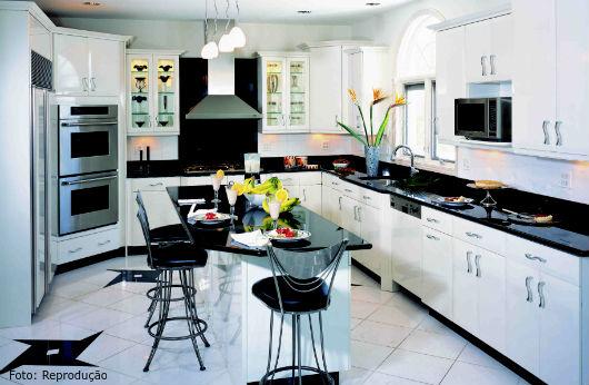 Cozinhas planejadas seguem o mesmo estilo dos móveis comerciais? - Cursos CPT