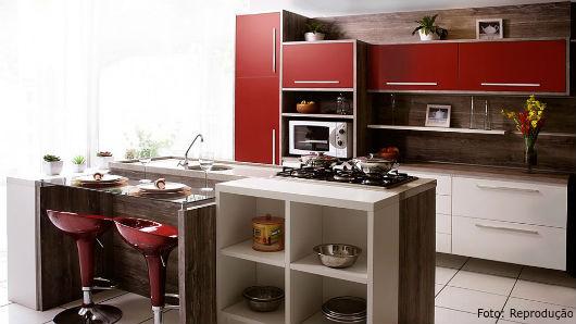 Os módulos que compõem a cozinha planejada são difíceis de limpar? - Cursos CPT