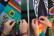 Arte com sucata nas escolas - por que aproveitar o lixo?
