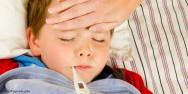 Dicas para amenizar a gripe em crianças