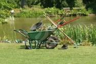 A escolha de instrumentos adequados deve ser prioridade para o bom jardineiro. A quantidade desses também deve ser considerada.