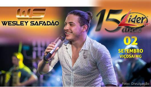 Show de Wesley Safadão em Viçosa