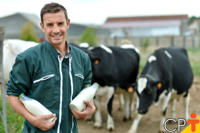 Valor médio do litro de leite teve alta em julho - Notícias Cursos CPT