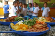 Alimentação de qualidade e Escolas: dupla a favor do aprendizado