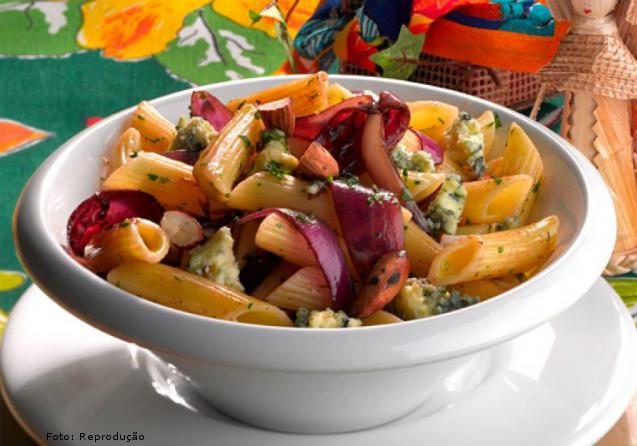 Salada de Penne com Vinagre Balsâmico: aprenda a fazer   Artigos Cursos CPT