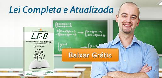 LDB - Lei de Diretrizes e Bases da Educação Completa e Atualizada