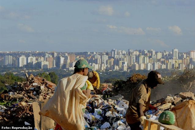 De onde vem o lixo e para onde ele vai?   Artigos Cursos CPT