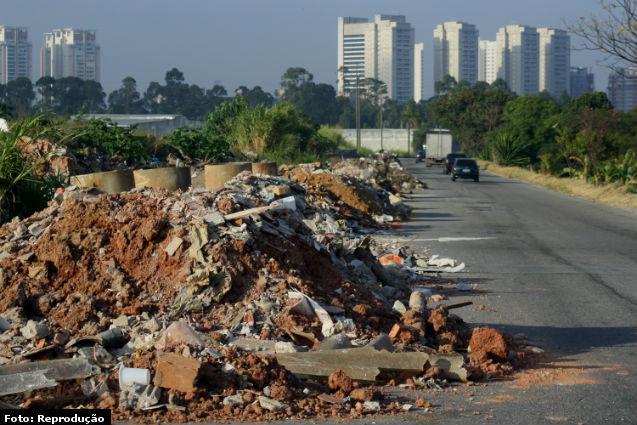 O descaso com o lixo em países em desenvolvimento    Artigos Cursos CPT