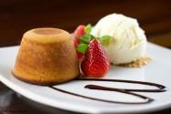 Petit Gâteau de Doce de Leite - aprenda a fazer
