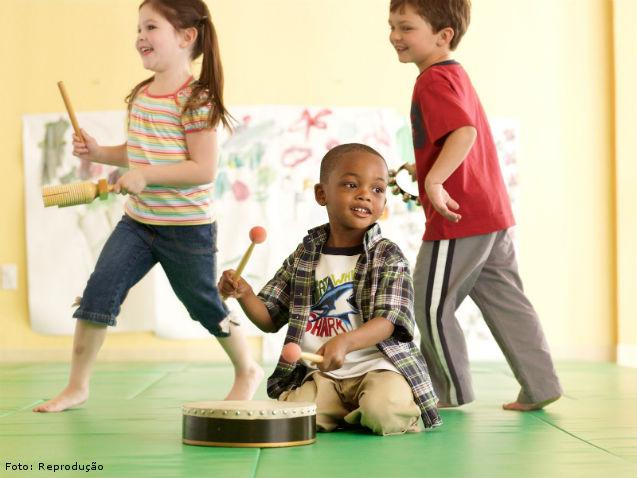 Musicalização infantil na mira das escolas do Rio de Janeiro   Notícias Cursos CPT