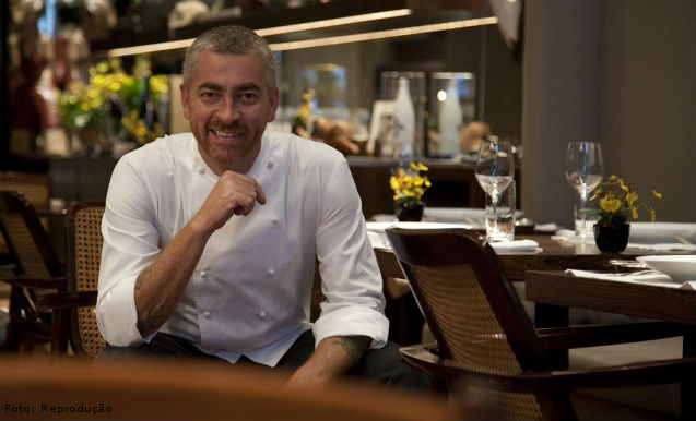 Chef brasileiro, Alex Atala, define um bom líder   Notícias Cursos CPT