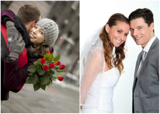 Pacote românticos ou aniversário de casamento