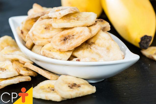 Como desidratar banana para a produção de banana-passa   Artigos Cursos CPT