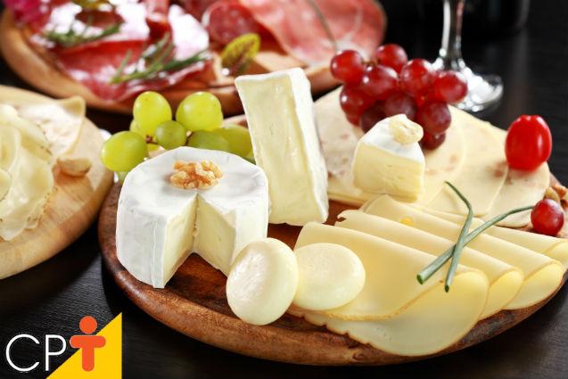 Como classificar um queijo corretamente? Aprenda!   Artigos Cursos CPT