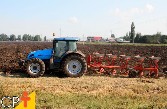 Por que arar o solo? Qual a vantagem desse método?   Dicas Cursos CPT