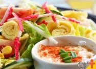Alimentação saudável: 5 molhos especiais para saladas