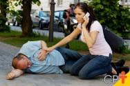 Ao socorrer uma vítima de acidente tenha ética!