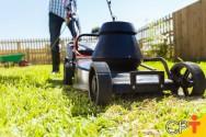 Em que altura devo cortar a grama?