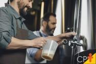 Produção de cerveja artesanal: resfriamento do mostro