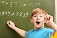 Afinal, por que a matemática?