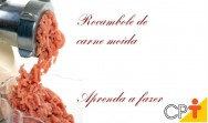 Rocambole de carne moída: aprenda a fazer