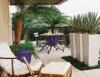 Varandas de apartamentos ganham jardins