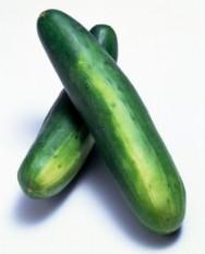 Alimentação saudável - gosto amargo do pepino