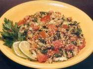 Aprenda a fazer as saladas árabes