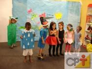 Teatro na educação infantil: orientação das atividades