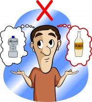 Palestra contra o álcool