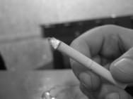 Mundo das drogas: tabagismo