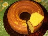 Receita para bolo de milho verde