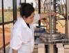 Produ��o de biodiesel na fazenda
