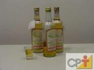 Cachaça artesanal: envelhecimento da bebida
