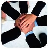 O relacionamento gentil melhora toda a relação com a equipe.