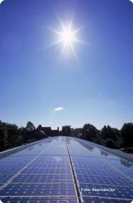 O sol - use a natureza a seu favor e economize no orçamento doméstico