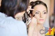 Maquiagem: a sala de maquiagem