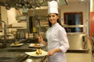 Doceira profissional - o mercado de doces finos exige noções de higiene no preparo dos alimentos