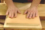 Laminação em madeiras para a fabricação de móveis