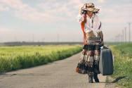 Como devemos proceder quando a empregada doméstica abandona o emprego?