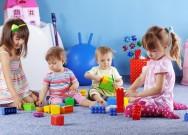 LDB - Socialização das crianças com 4 e 5 anos