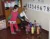 Jogo de argolas desenvolve a percepção visual e motora