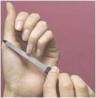 Bom cuidado das unhas.