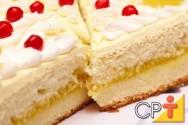 Receitas Sem Glúten: bolo com frutas cristalizadas