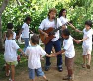 Musicalização infantil - canções de roda
