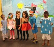Musicalização infantil - formação do coral infantil