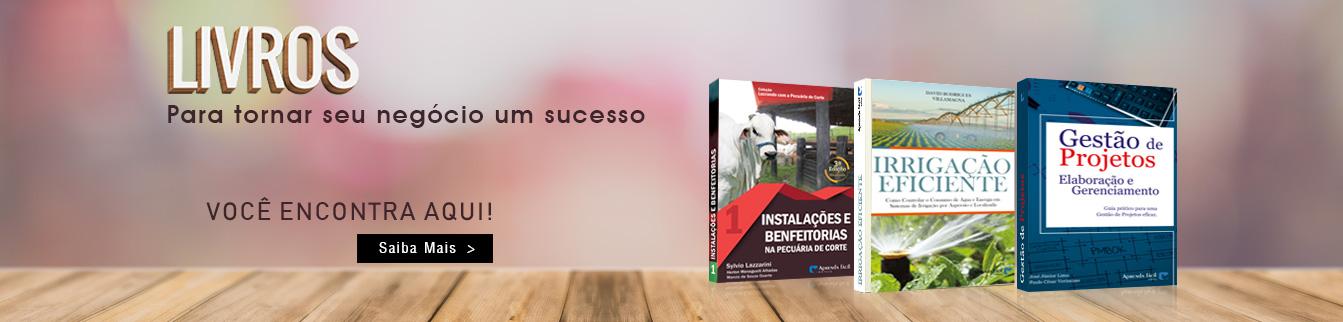 Livros para tornar seu negócio um sucesso, você encontra aqui!