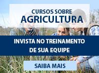 Cursos na Área de Agricultura
